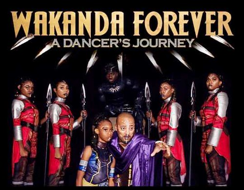"Step One: The Dance Project presents ""Wakanda Forever"""