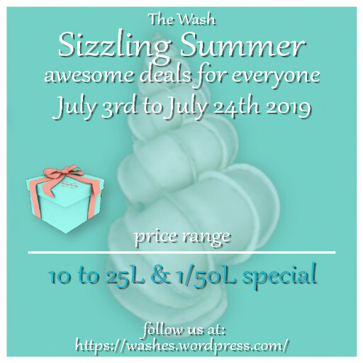 Sizzling Summer Cart Sale