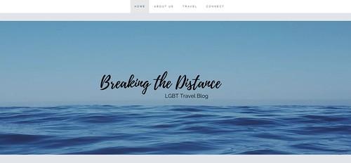 Breaking The Distance - Breaking The Distance | by buzzpranav