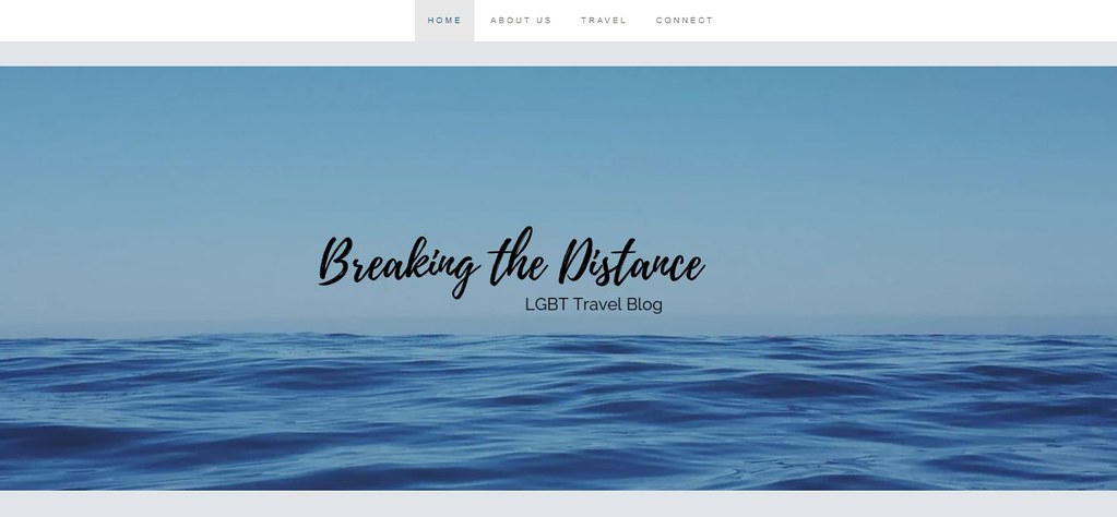 Breaking The Distance - Breaking The Distance