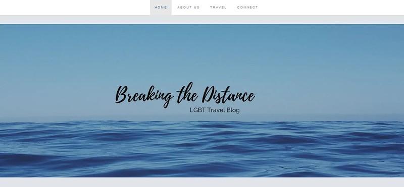 Breaking The Distance - Breaking The Distance