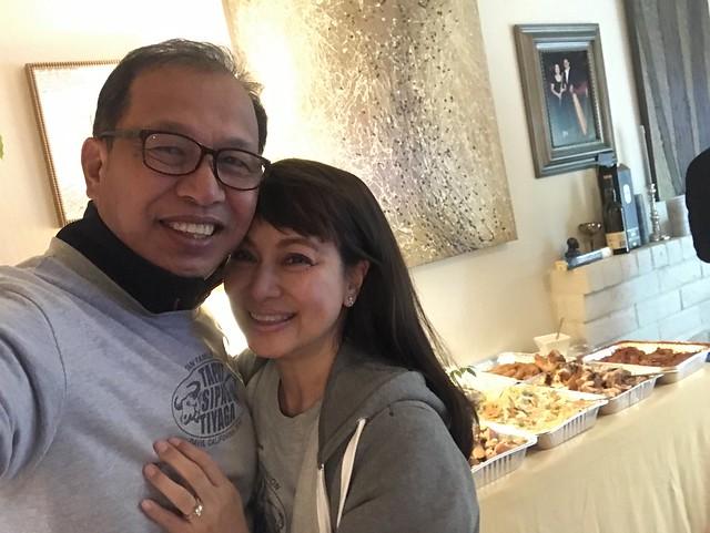 Tan Family Reunion - selfie do