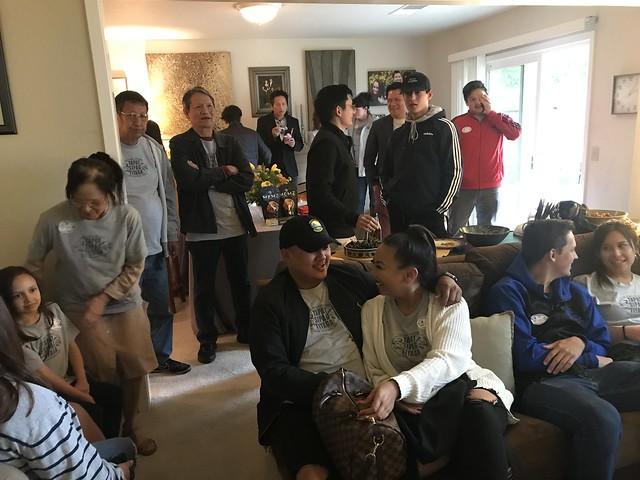 Tan Family Reunion - bonding