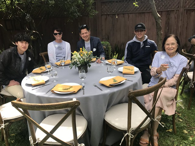 Tan Family Reunion,- Kiefer, Mason, Rod