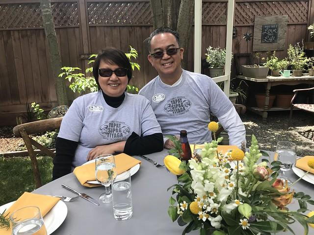 Tan Family Reunion - Len and Bong
