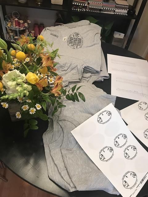 Tan Family Reunion 2019, t-shirts