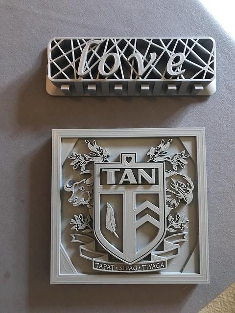 Tan Family Reunion - 3D printing
