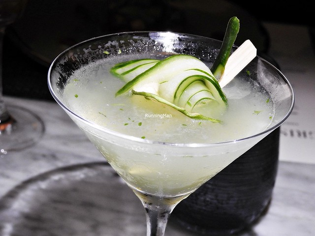 Cocktail Apple Twist