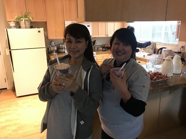 Tan Family Reunion - Len and I