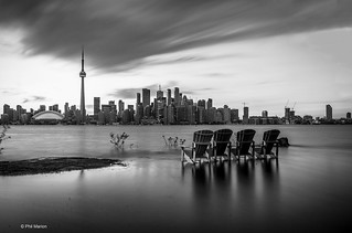 Toronto Island flooding.... | by Phil Marion (173 million views - THANKS)