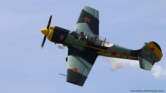 Yakovlev Yak-52 - F-WRUI