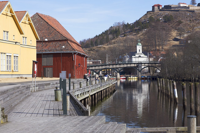 Fredrikshald 1.10, Halden, Norway