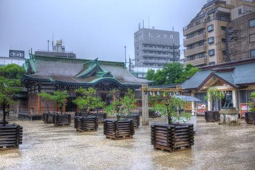 07-06-2019 Imamiya-Ebisu Shrine, Osaka (2)