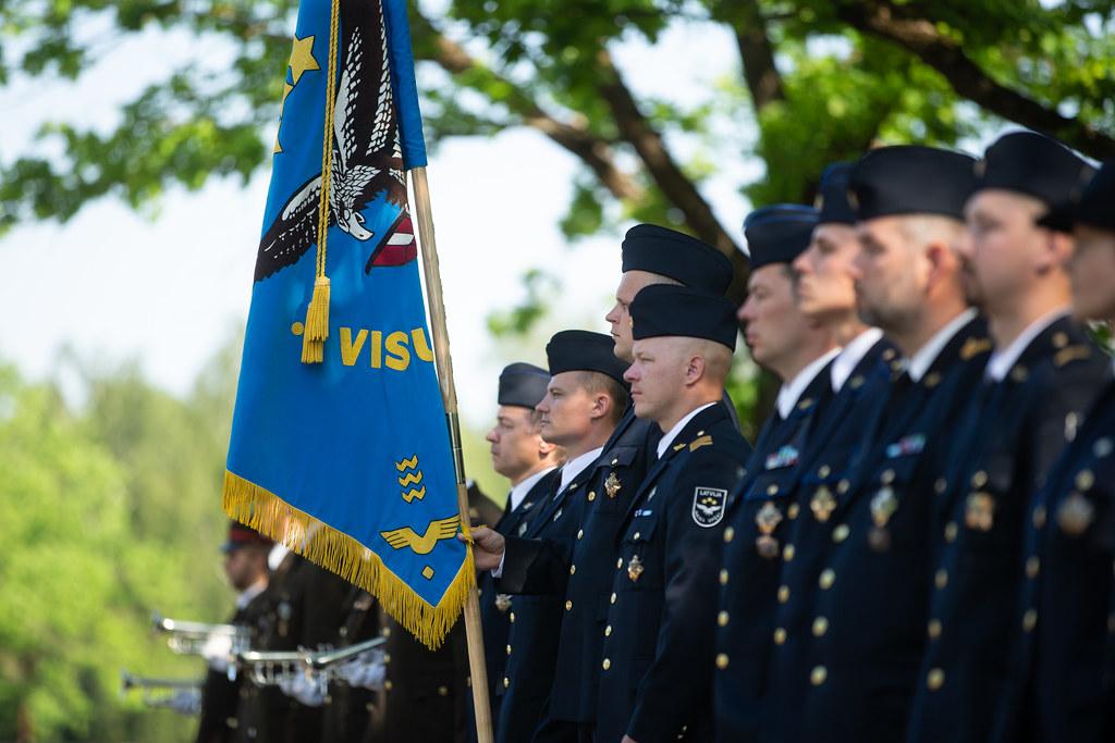 Atzīmē Gaisa spēku 100.gadadienu