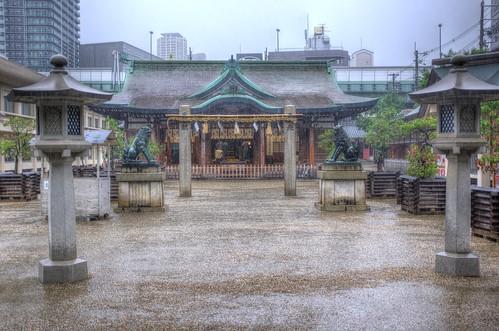 07-06-2019 Imamiya-Ebisu Shrine, Osaka (1)