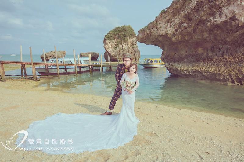 沖繩海外婚紗照101