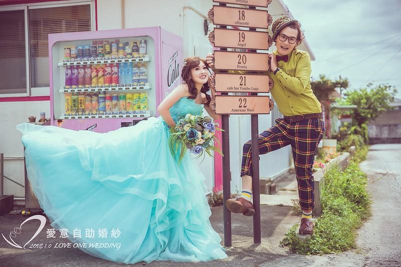 沖繩海外婚紗照89