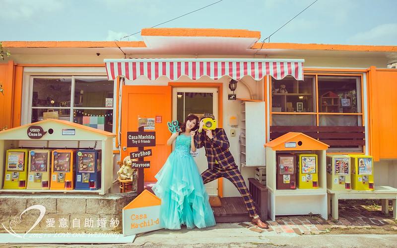 沖繩海外婚紗照84