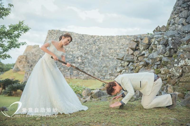 沖繩海外婚紗照74