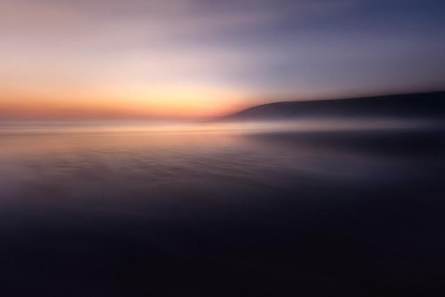 Headland Sunset