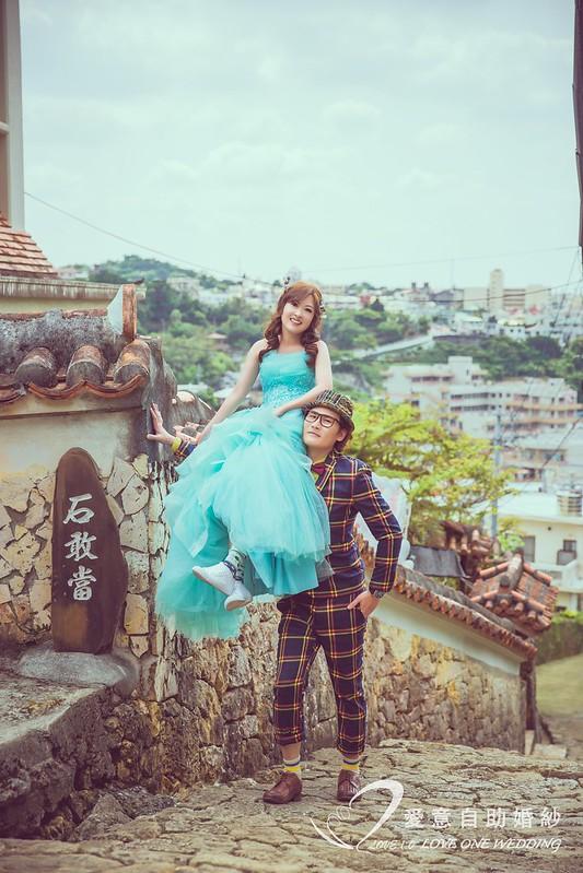 沖繩海外婚紗照91