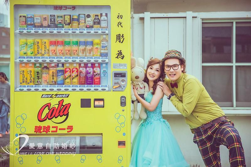 沖繩海外婚紗照90