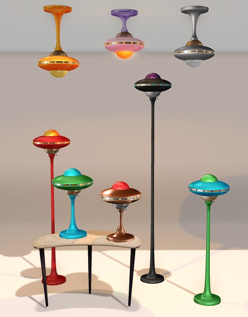ufo lamps