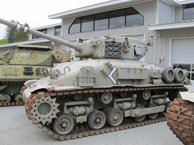 M1 Super Sherman 00001