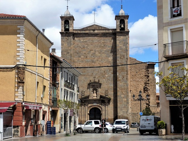Ágreda, Basílica Ntra.Sra. de los Milagros.