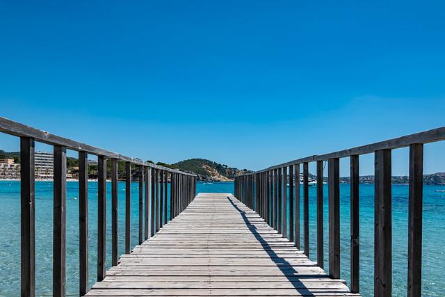Mallorca - Pequera - Bootssteg - 0095