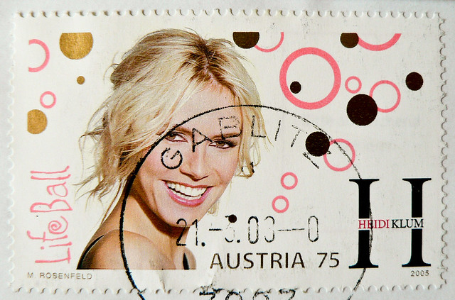 great stamp Austria 75c