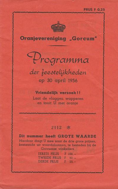 Oranjevereniging Gorcum