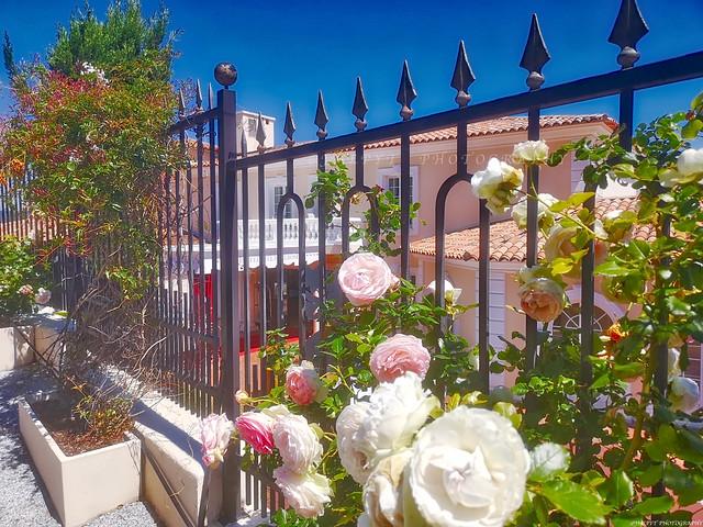 Golfe de Saint-Tropez depuis l'hôtel Villa Belrose -IMG_20190603_115635