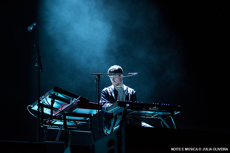 James Blake - NOS Primavera Sound 2019