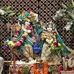 ISKCON Punjabi Bagh Deity Darshan 06 June 2019
