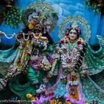ISKCON Vrindavan Deity Darshan 06 June 2019