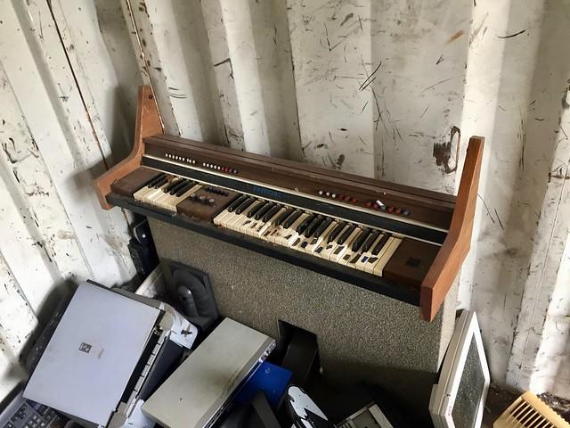 Abandoned Fun Machine