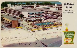 Holiday Inn Miami Beach,FL