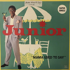 JUNIOR:MAMA USED TO SAY(JACKET A)