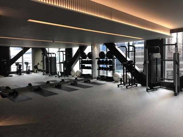 Fitness St Regis Hong Kong