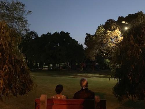 City Hangout - Public Park, Greater Kailash Enclave-I