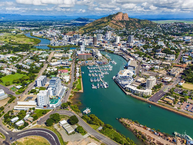 top 50 places to visit in Townsville