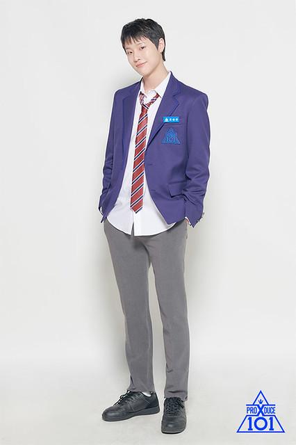 조승연(チェ・スンヨン/CHO SEUNG YOUN):위에화(YUE HUA)