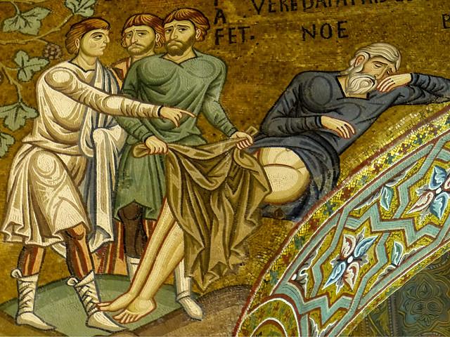 Fri, 09/16/2016 - 14:42 - Drunken Noah - Palantine Chapel, Palermo, Sicily 16/09/2016