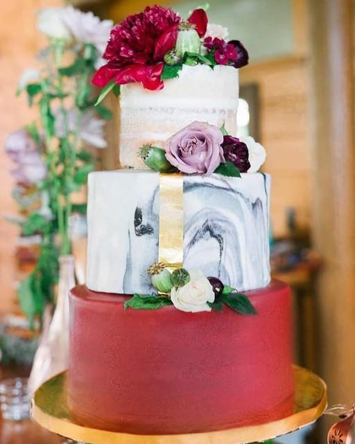 Wedding Cake by J.C. Cakes