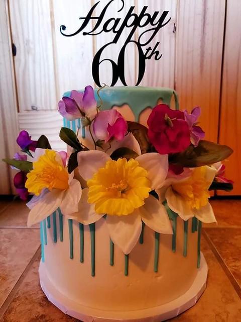Cake by Mountaintop Cake Design
