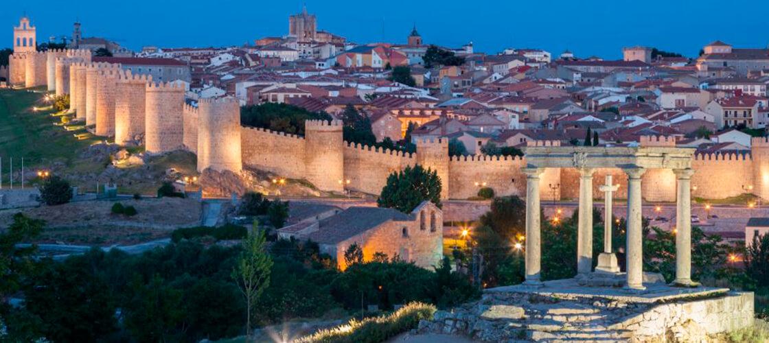 Peregrinación Ávila - Santiago - Salamanca