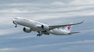 Delivery Flight msn307 B-308E 7/6/2019