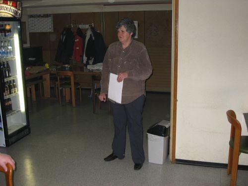 Kegelabend 2007