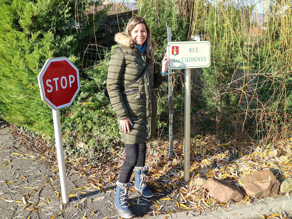 Llegada a Eguisheim